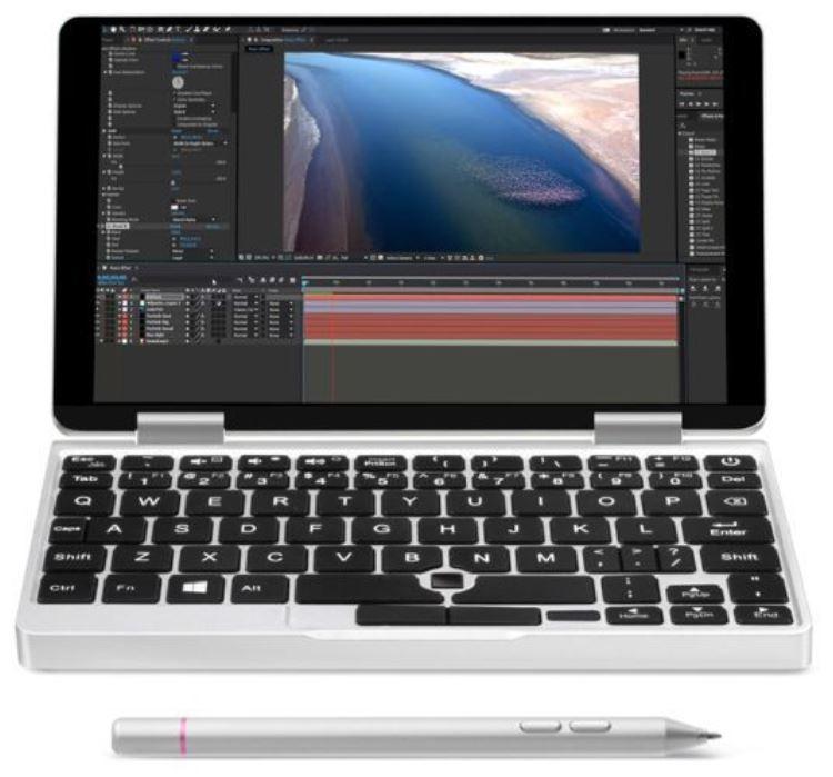 """One Mix 1S Yoga: ультракомпактный ноутбук с поддержкой перьевого управления"""""""