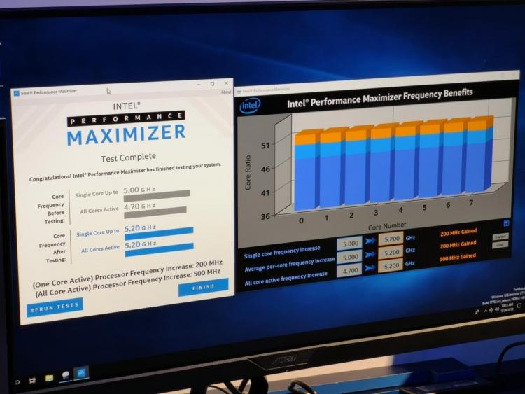 """Intel выпустила утилиту для автоматизированного разгона процессоров"""""""