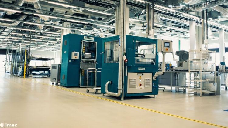 """Imec начинает опытное производство литийсодержащих аккумуляторов с удвоенной плотностью хранения энергии"""""""