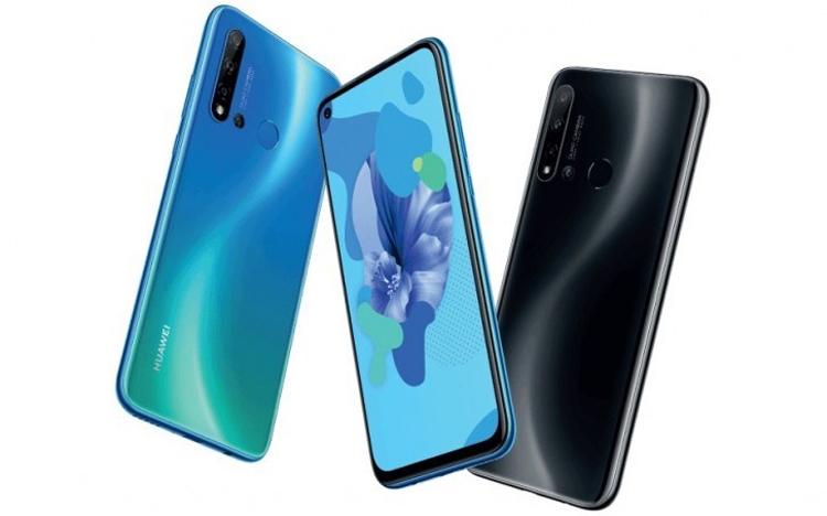 """Хет-трик от Huawei: дебют смартфонов Nova 5, Nova 5 Pro и Nova 5i"""""""