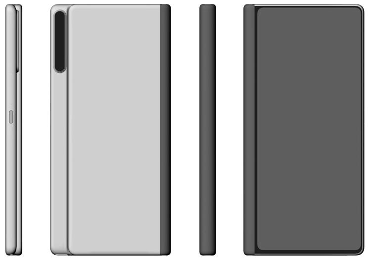 """Смартфон Huawei Mate X 2 с гибким экраном получит новую конструкцию"""""""