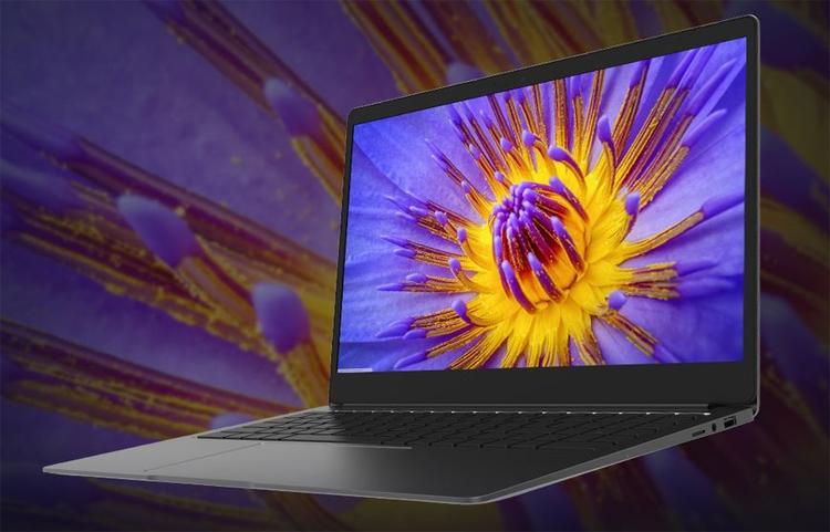 "Chuwi LapBook Plus: ноутбук с экраном 4К и двумя SSD-слотами"""