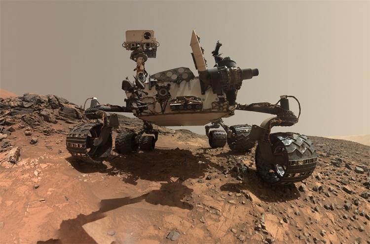 """Curiosity обнаружил на Марсе возможные признаки жизни"""""""