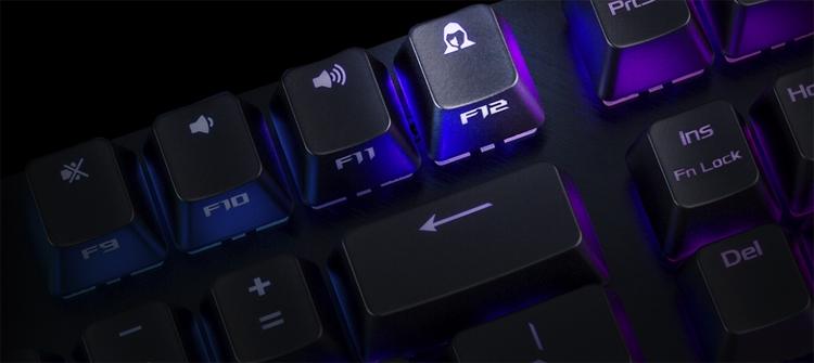"""ASUS ROG Strix Scope Deluxe: механическая клавиатура с RGB-подсветкой"""""""