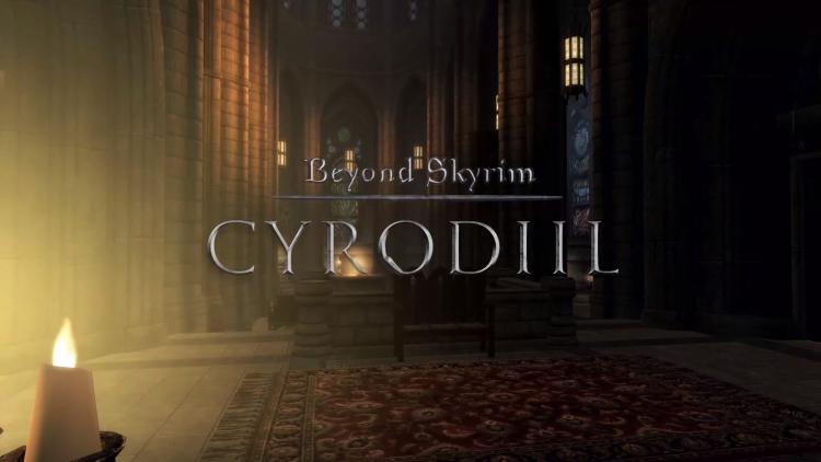 """Обновлённый Сиродил в новом трейлере модификации Beyond Skyrim для TES V: Skyrim"""""""
