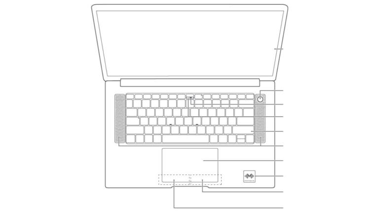 """Ноутбук Honor MagicBook Pro получит 16,1-дюймовый дисплей и выдвижную камеру"""""""