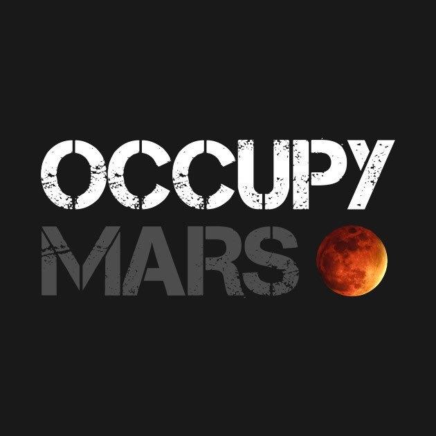 """Твит Илона Маска о Марсе привёл в замешательство пользователей"""""""