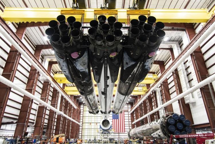 """Этот запуск Falcon Heavy будет самым сложным в истории SpaceX"""""""