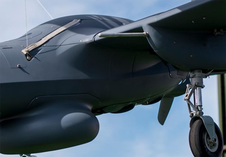 """Дрон «Корсар» может летать на высоте более 5000 метров"""""""