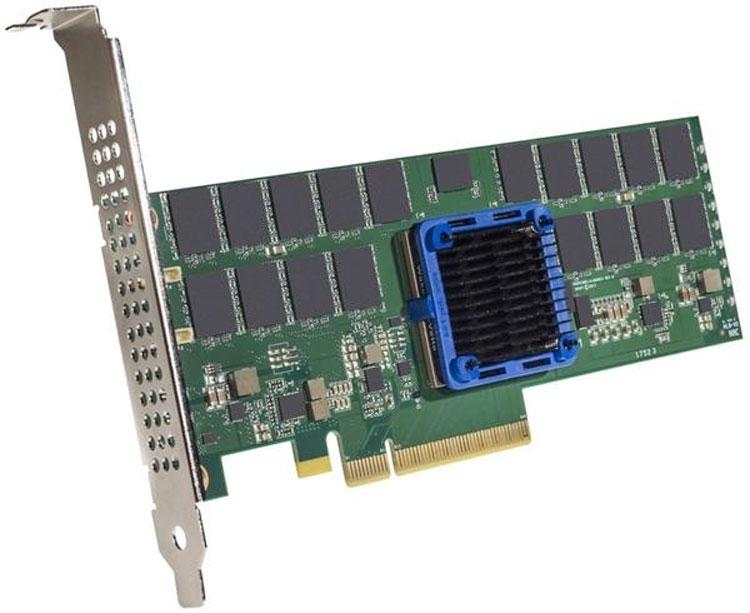 Кеширующий ускоритель nvNITRO Accelerator Card с 1 Гбайт бортовой памяти STT-MRAM