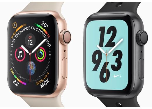 Watch Series 4 помогли Apple увеличить продажи смарт-часов на 22 % в 2018 году