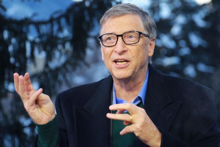 """Билл Гейтс: «Если бы я создавал сегодня компанию, она использовала бы ИИ, чтобы научить компьютеры читать»"""""""
