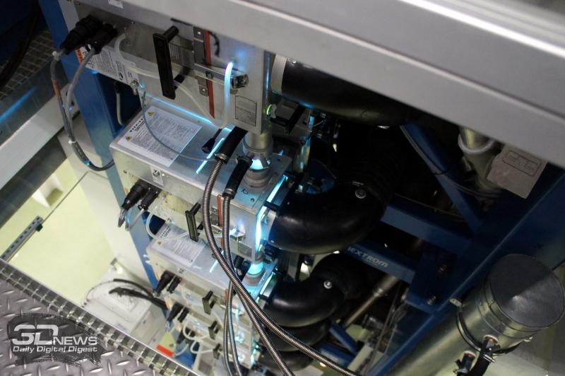 Полимеризация защитного покрытия