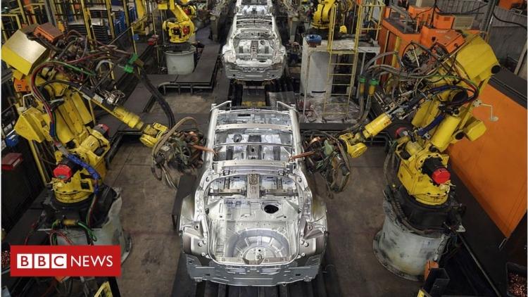 """К 2030 году роботы заменят людей на 20 млн рабочих мест"""""""