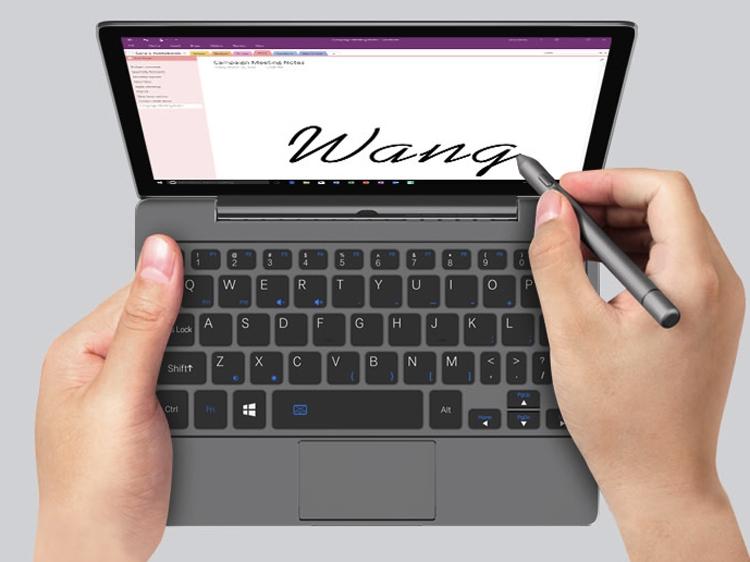 """GPD P2 Max: мини-ноутбук с 8,9"""" экраном формата WQXGA"""""""