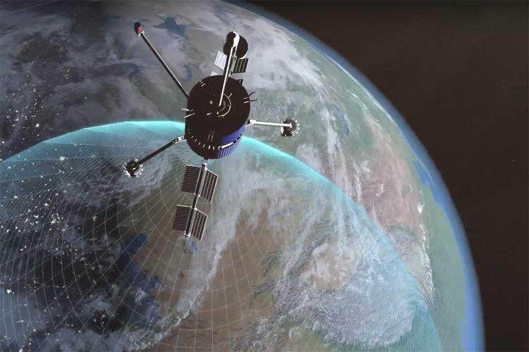 Спутниковая система «Гонец»