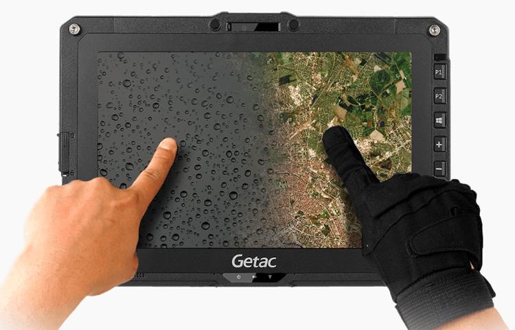 """Getac UX10: защищённый планшет с 10,1-дюймовым дисплеем"""""""