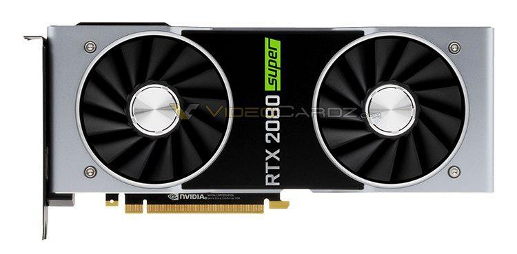 """Подтверждено: новые GeForce RTX Super окажутся блестящими видеокартами"""""""