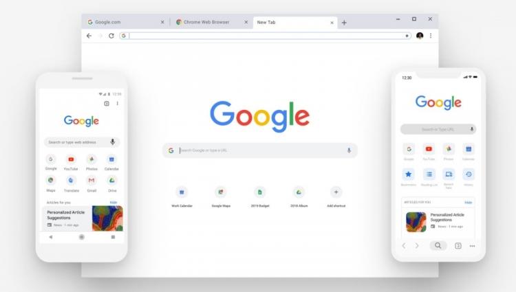 """Google улучшает Карты и безопасность"""""""