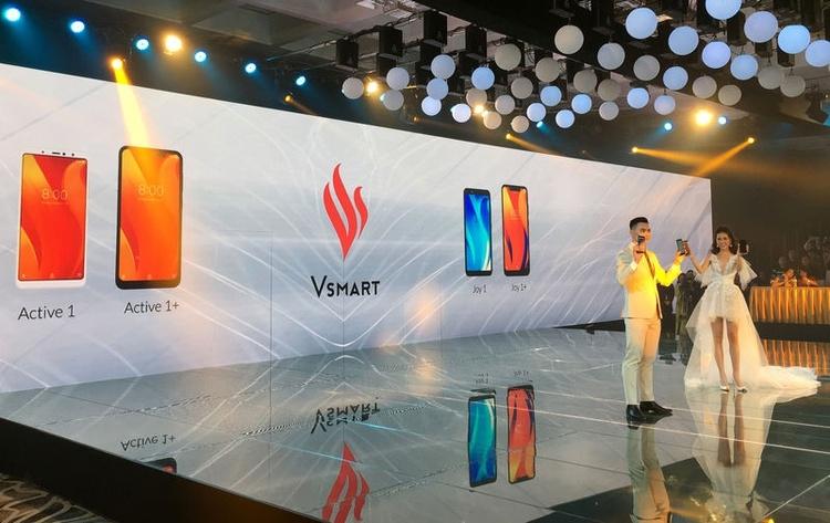 """Производимые во Вьетнаме 5G-смартфоны будут продавать в США и Европе"""""""