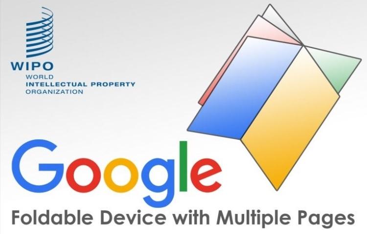 Google может выпустить складной смартфон-книгу снесколькими экранами