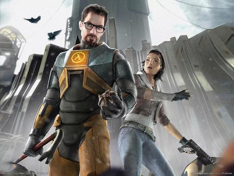 """Гейб Ньюэлл снова сделал туманный намёк на Half-Life 3"""""""