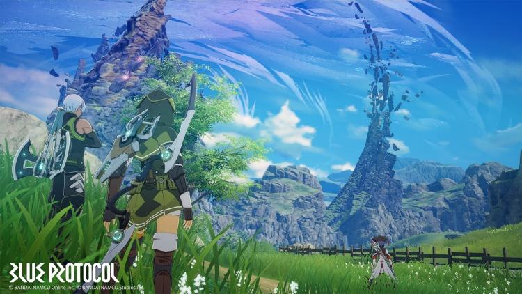 Blue Protocol — новый онлайновый ролевой боевик для ПК от Bandai Namco