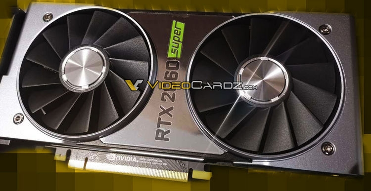 "Выяснилась цена GeForce RTX Super и опубликованы фото GeForce RTX 2060 Super"""