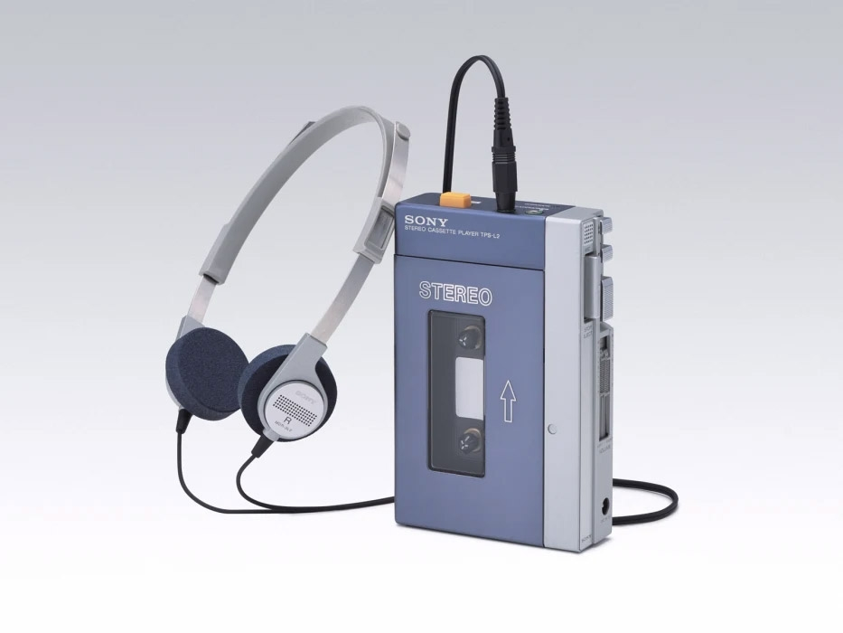 40 лет назад появился 1-ый плеер Walkman