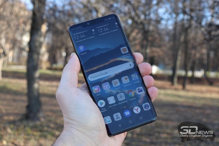"""Huawei ожидает разрешения Вашингтона снова использовать Android"""""""