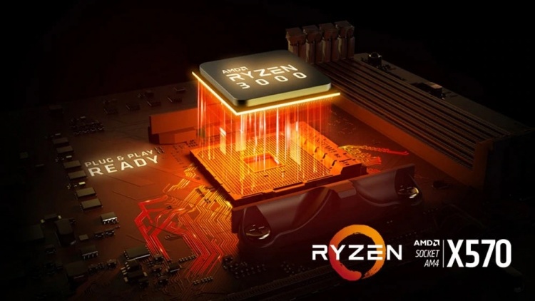 """Трейлер Ryzen 3000: AMD хвастает игровой производительностью благодаря росту кеша"""""""