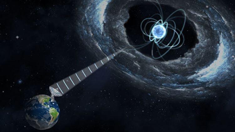 """Учёные установили источник загадочных космических сигналов"""""""