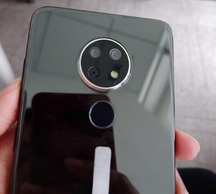 """Загадочный смартфон Nokia с 48-Мп камерой «засветился» в Сети"""""""