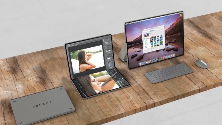 """IHS Markit: Apple работает над складным iPad с поддержкой 5G"""""""