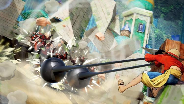 Видео: представлена One Piece: Pirate Warriors 4 по мотивам аниме «Большой куш»