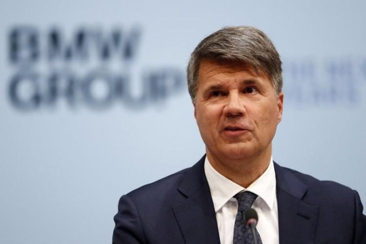 Генеральный директор BMW Харальд Крюгер