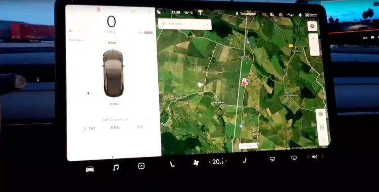 "Водитель Tesla Model 3 установил рекорд, проехав за сутки 2781 км"""