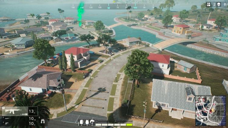 Скриншот бета-версии
