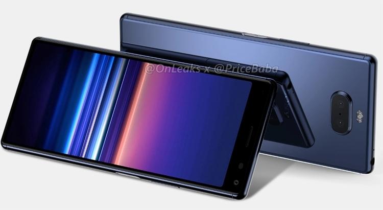 """Смартфону Sony Xperia 20 приписывают использование процессора Snapdragon 710"""""""