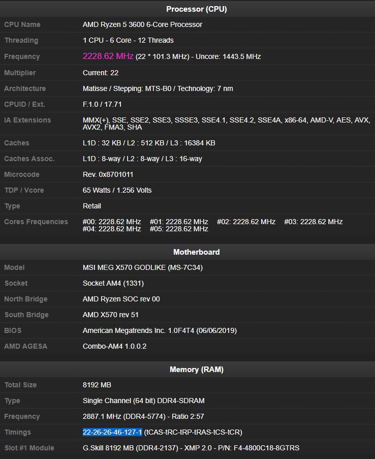 """AMD Ryzen 3000: первая статистика экстремального разгона"""""""