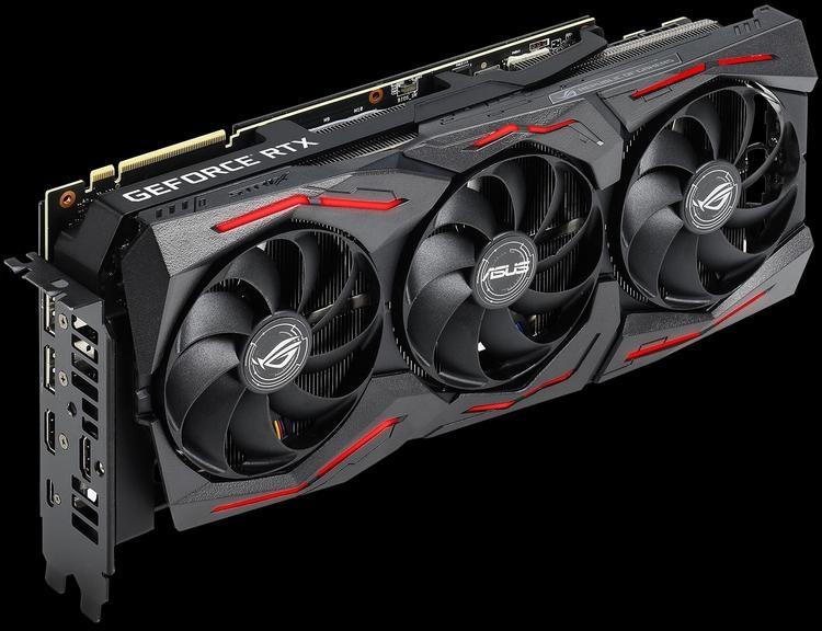 """ASUS подготовила почти два десятка видеокарт GeForce RTX Super"""""""