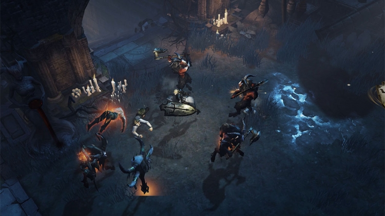 "Blizzard Entertainment с января владеет доменом diablo4.com"""