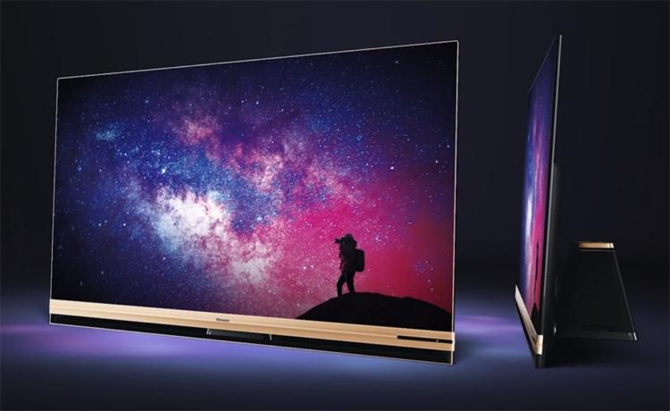 """Hisense U9e: первые в мире телевизоры с технологией Dual-Image"""""""