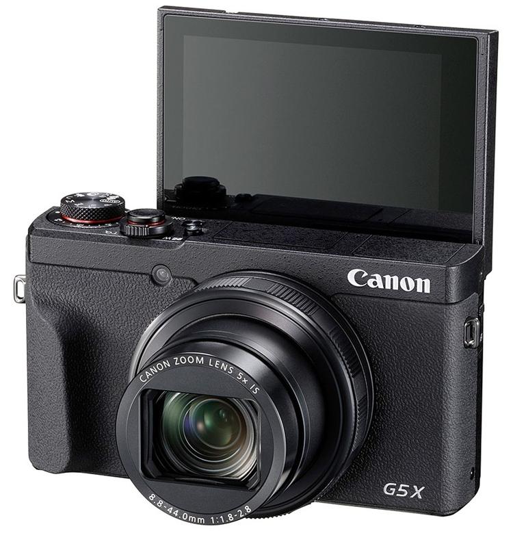 Canon PowerShot G5 X Mark II: фотокомпакт за $900 с поддержкой видео 4K