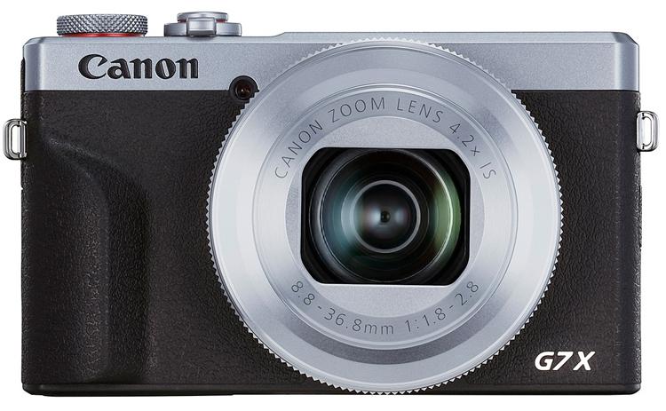 """Фотоаппарат Canon PowerShot G7 X III поддерживает потоковое вещание"""""""