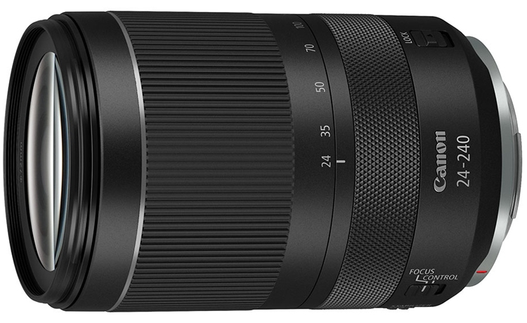 Зум-объектив Canon RF 24-240mm F4-6.3 IS USM оценён в $900""