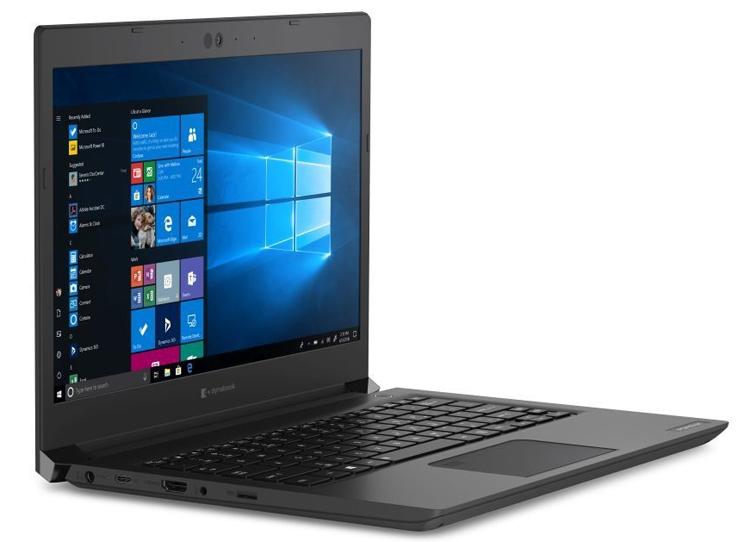 """Трио ноутбуков Dynabook с экраном размером 13,3"""" и 14"""""""""""