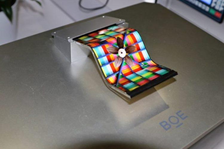 """В будущих iPhone могут появиться дисплеи китайской компании BOE"""""""