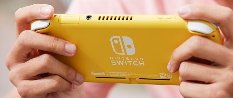 """Nintendo Switch Lite: карманная игровая консоль за $200"""""""