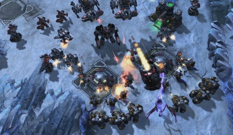 Blizzard прибавит искусственный интеллект AlphaStar врейтинговый режим StarCraftII